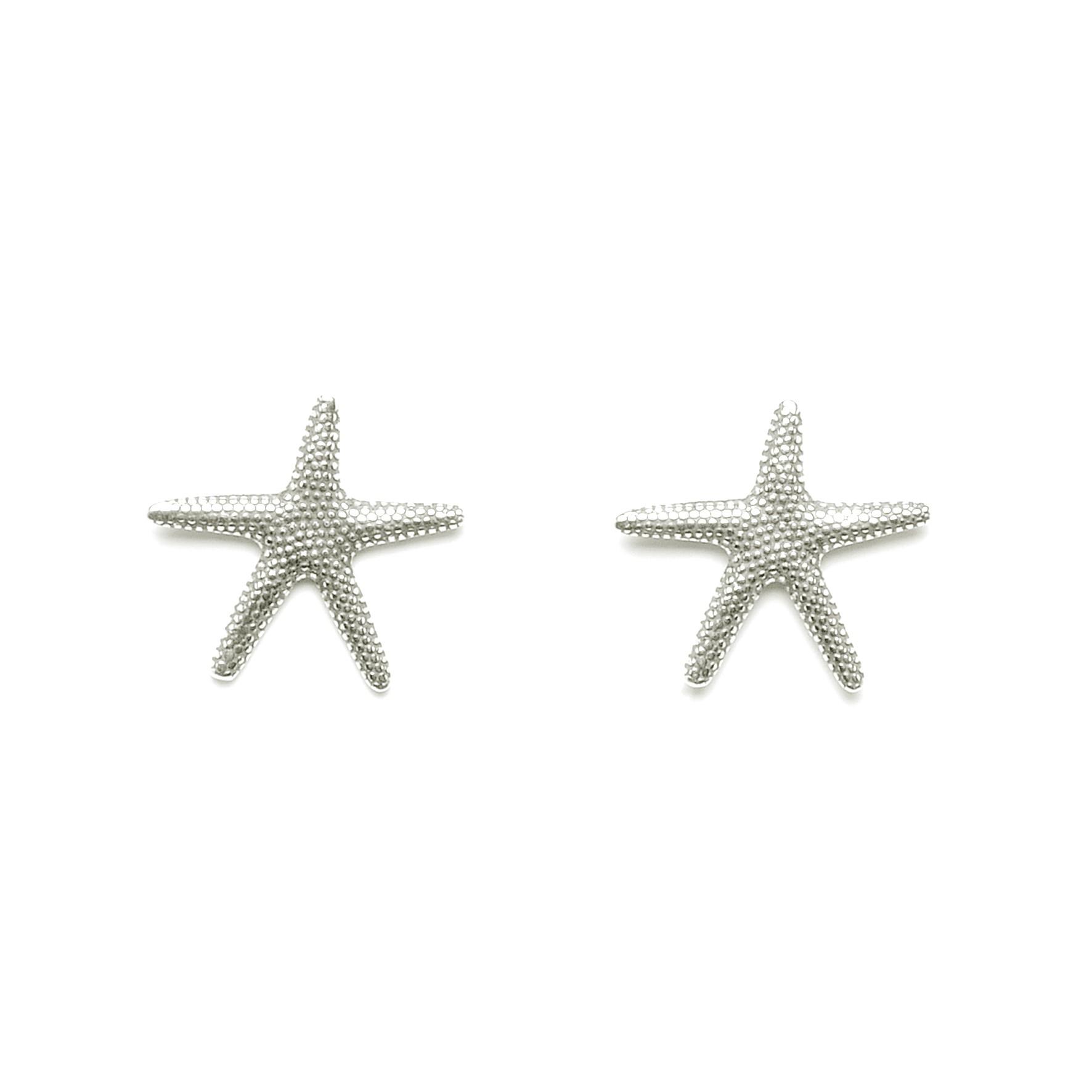 Brinco Estrela do Mar Envelhecido