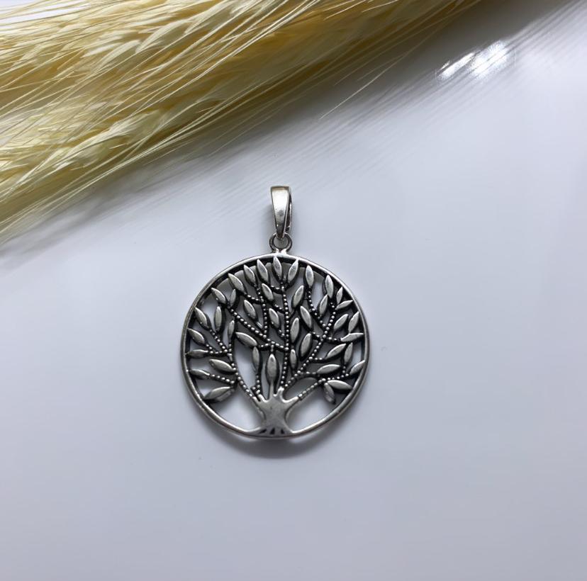 Pingente Árvore da Vida Mandala