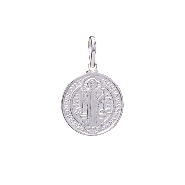Pingente Medalha São Bento Médio