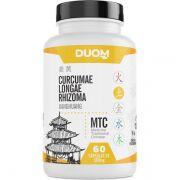 Curcumae Longae Rhizoma MTC c/60 cap de 500 mg