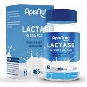 Lactase 10000 FCC com 30 cápsulas - Apsinutri