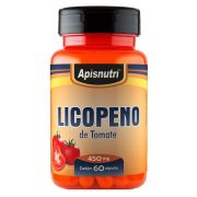 Licopeno 450 mg c/60 cápsulas Apisnutri