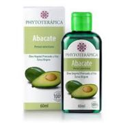 Óleo Vegetal de Abacate 60 ml Phytoterápica