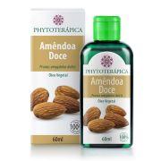 Óleo Vegetal de Amêndoa Doce 60 ml Phytoterápica