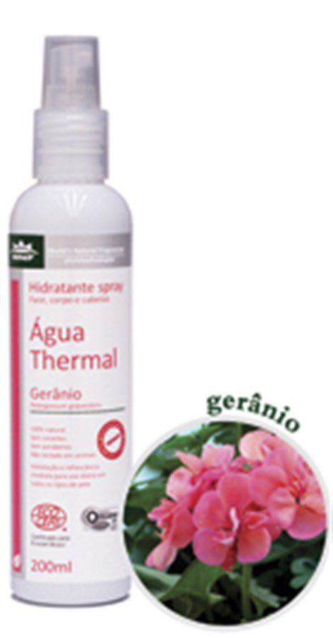 Água Thermal Gerânio 200 ml