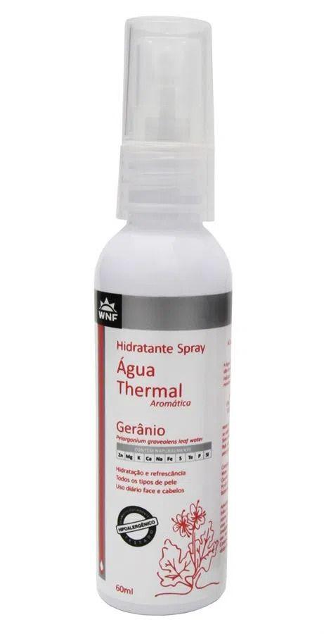 Água Thermal Gerânio 60 ml WNF