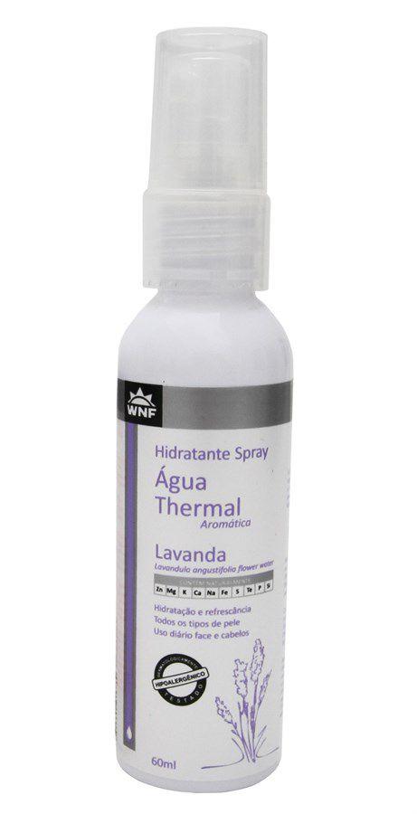 Água Thermal Lavanda 60 ml WNF