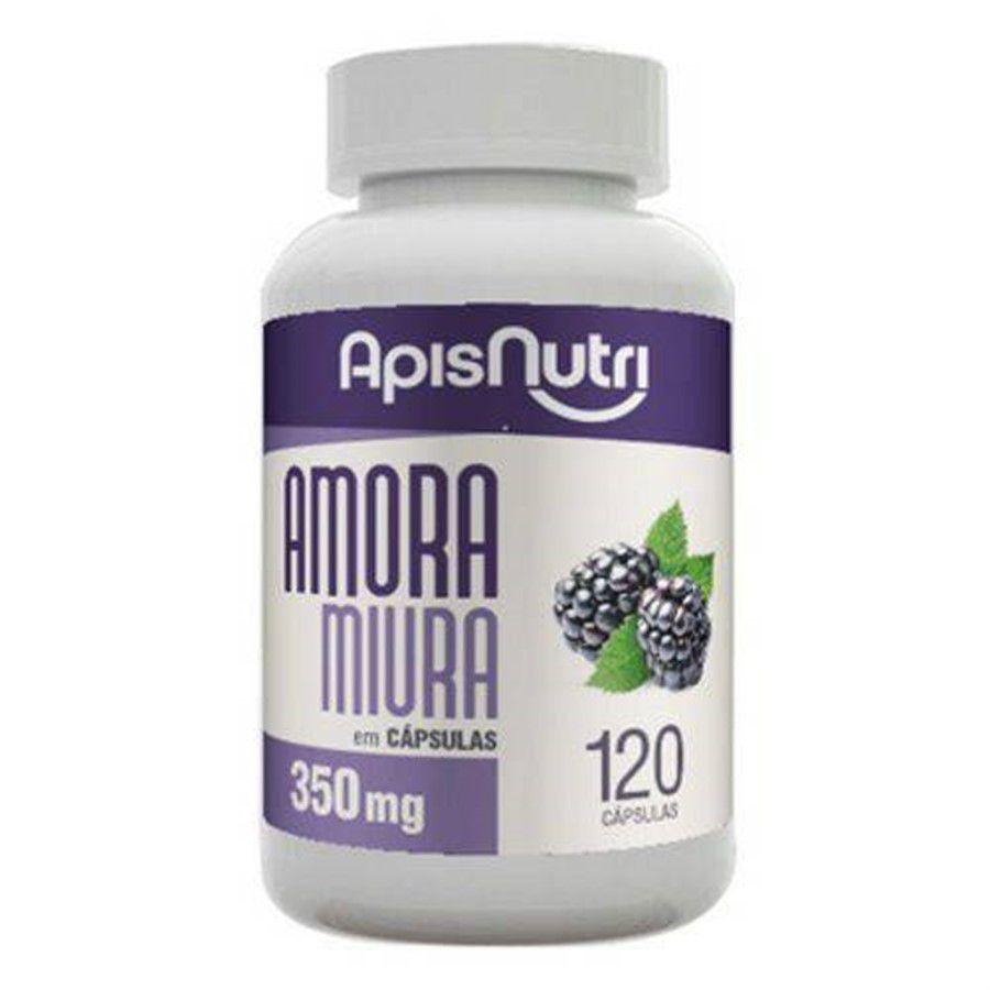 Amora Miura 350 Mg c/120 capsulas