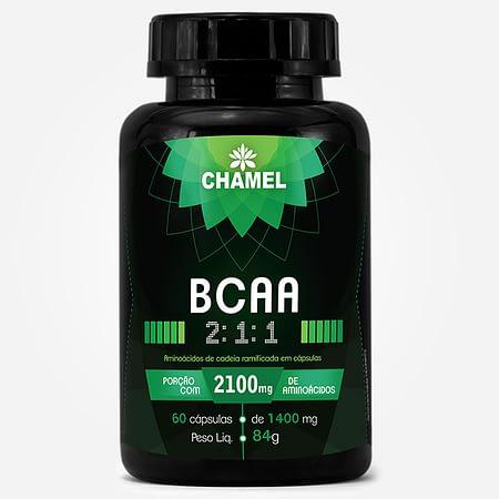 BCAA c/60 cápsulas 2100 mg