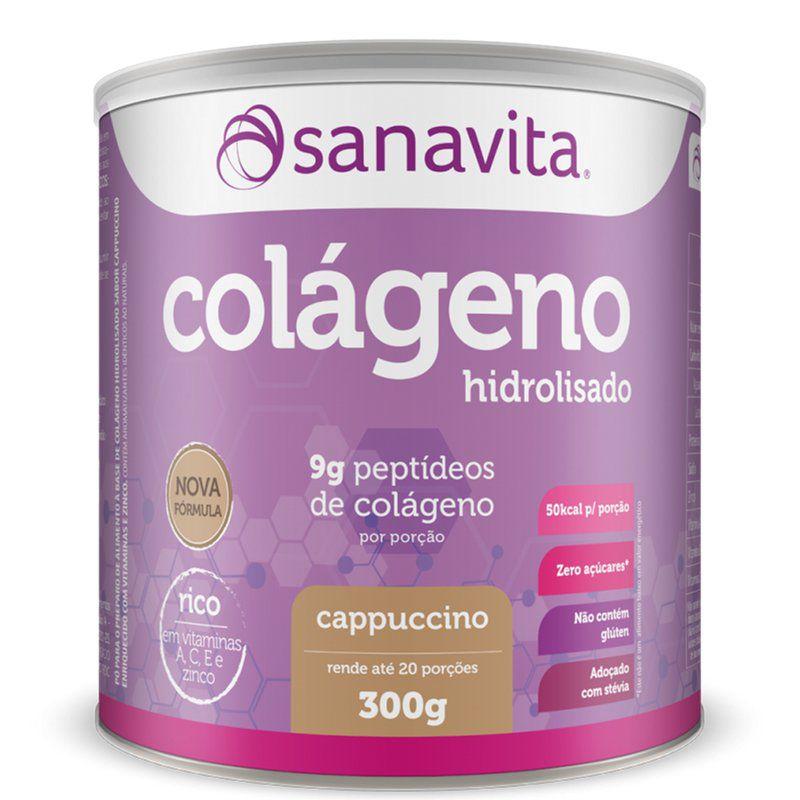 Colágeno Hidrolisado Cappuccino