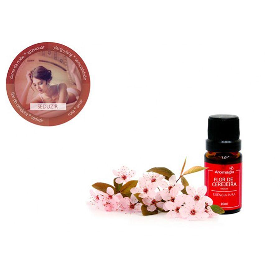 Essência Para Difusor Naturidêntica Flor de Cerejeira