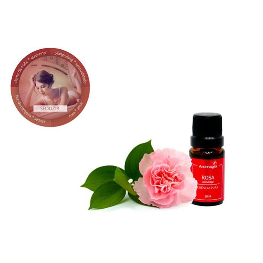 Essência Para Difusor Naturidêntica Rosa 10ml