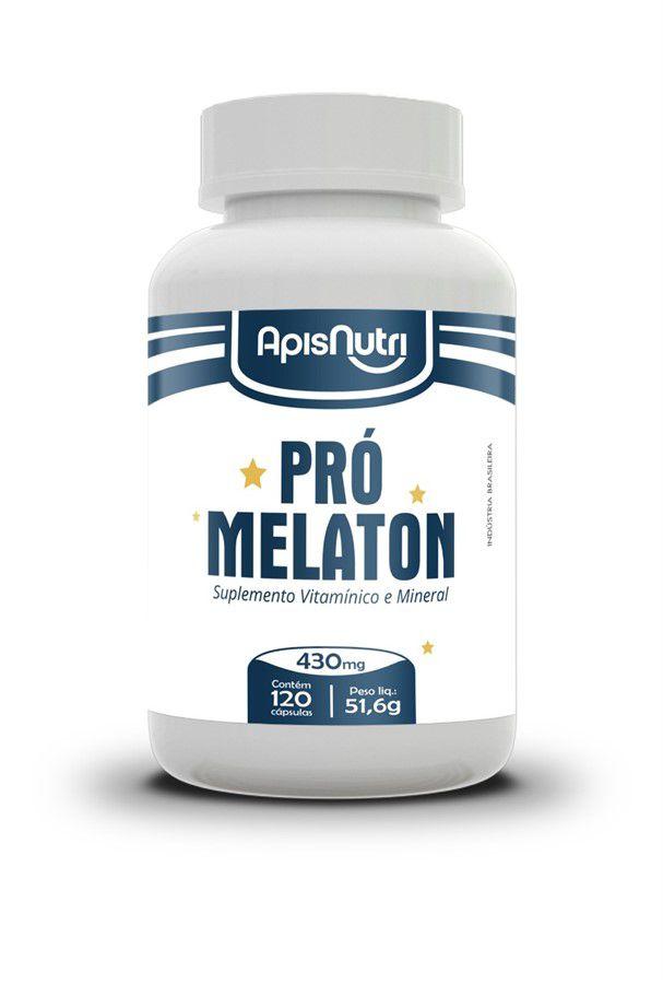 Estimulante de Melatonina em Cápsulas. 430mg - 120 cápsulas