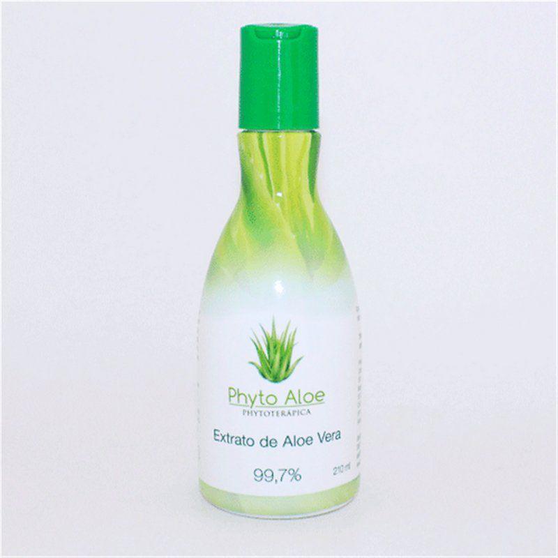 Extrato de Aloe Vera 210ml Phytoterápica