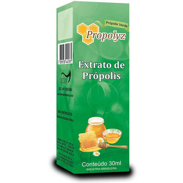 Extrato de Própolis Verde Alecrim 30 Ml Duom