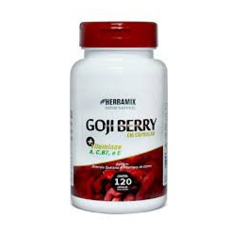 Goji Berry 500mg Herbamix
