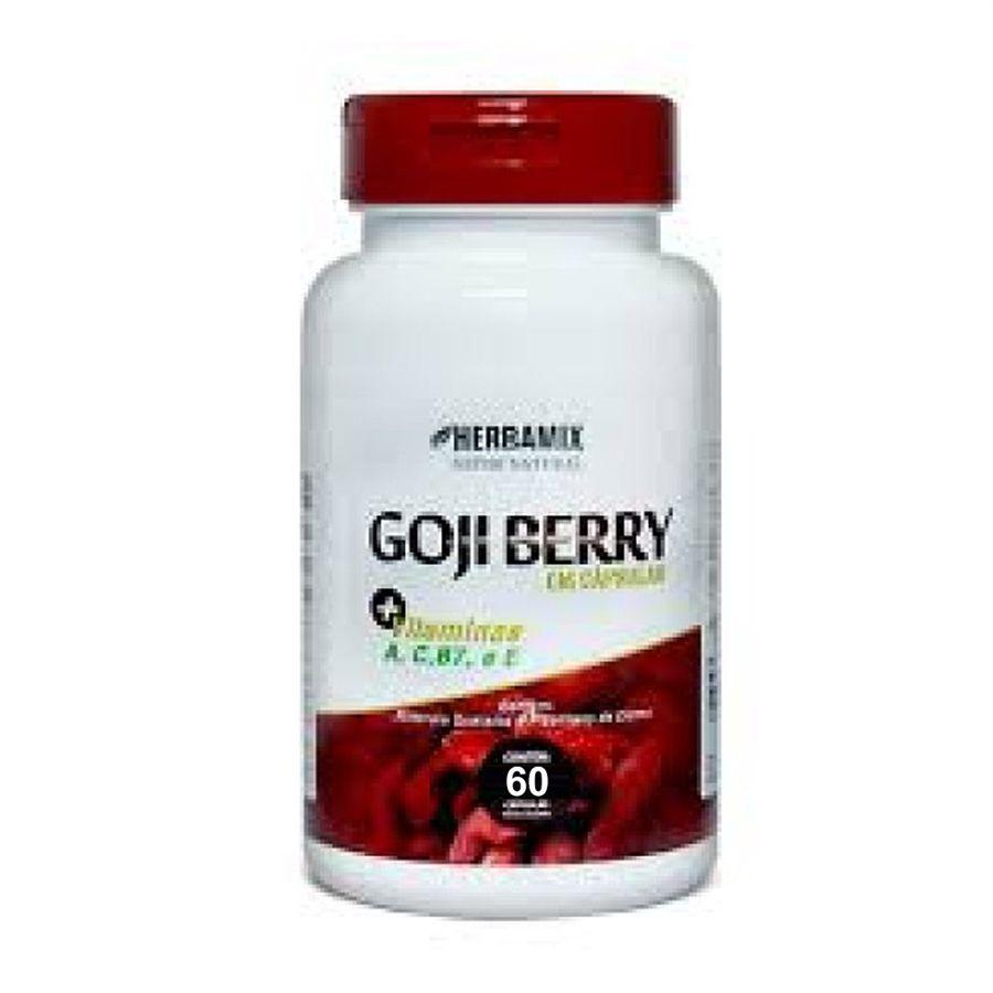Goji Berry 500mg Herbamix