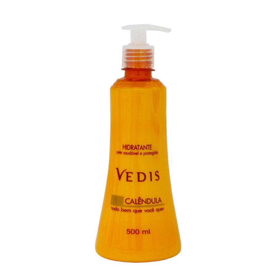 Hidratante de Calêndula 500 ml Vedis