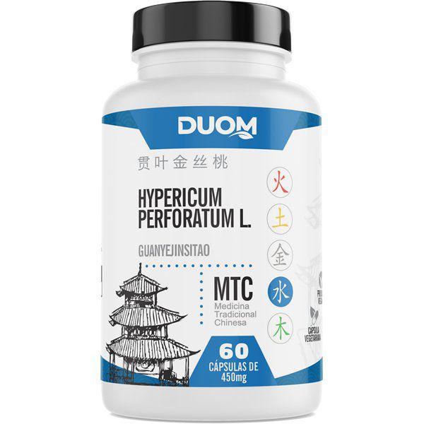 Hypericum Perforatum MTC 60 caps Duom