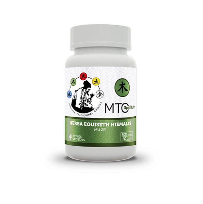 MTC HERBA EQUISETH HIEMALIS c/60 capsulas
