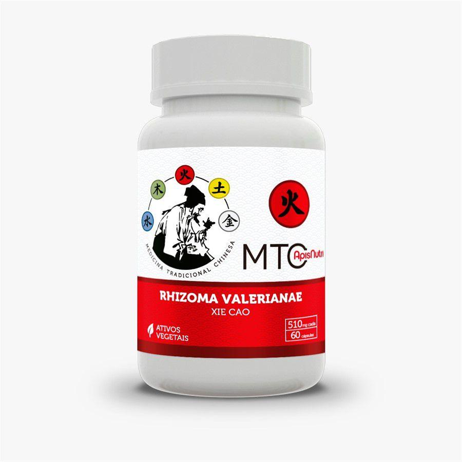 MTC Rhizoma Valerianae Xie Cao Valeriana c/60 cap