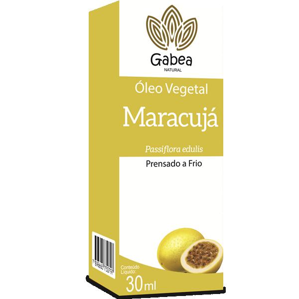 Oleo de Maracuja 30 ml Gabea