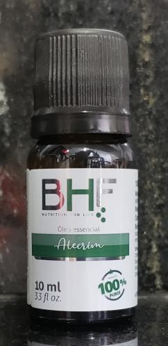 Óleo Essencial Alecrim 10ml - BHF