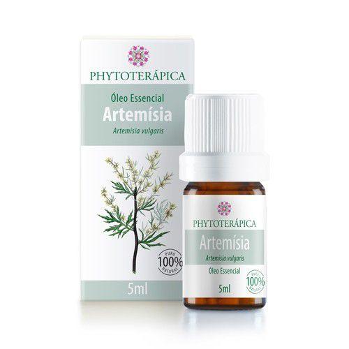 Óleo Essencial Artemísia 5ml Phytoterápica
