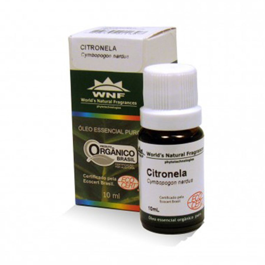 Óleo Essencial de Citronela 10ml WNF