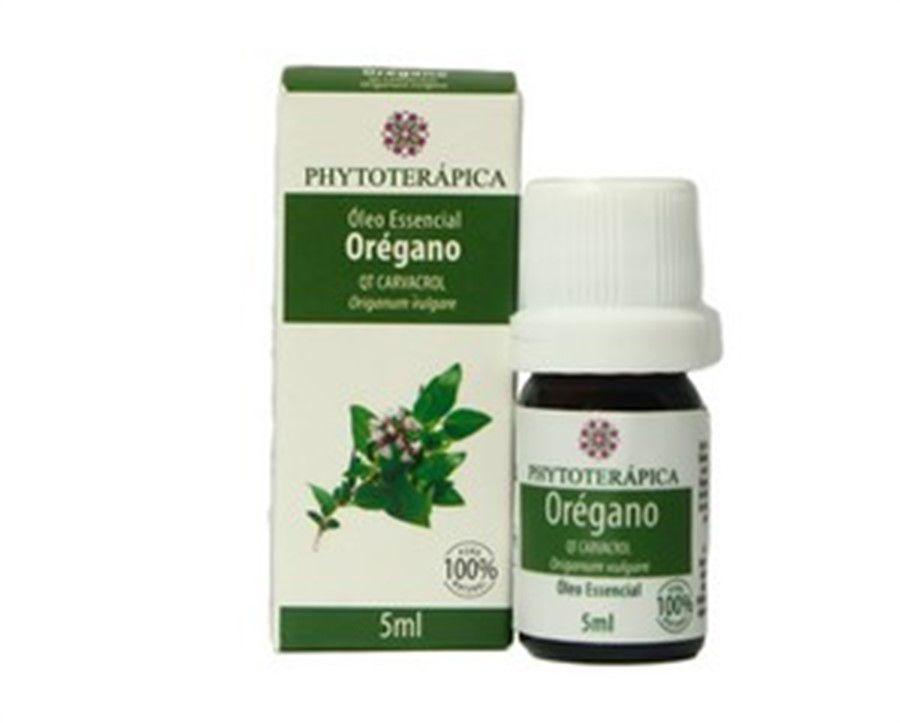Óleo Essencial de Orégano 5 ml Phytoterápica