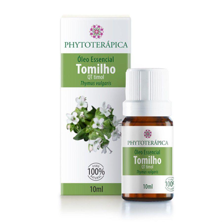 Óleo Essencial de Tomilho Phytoterápica 10 ml