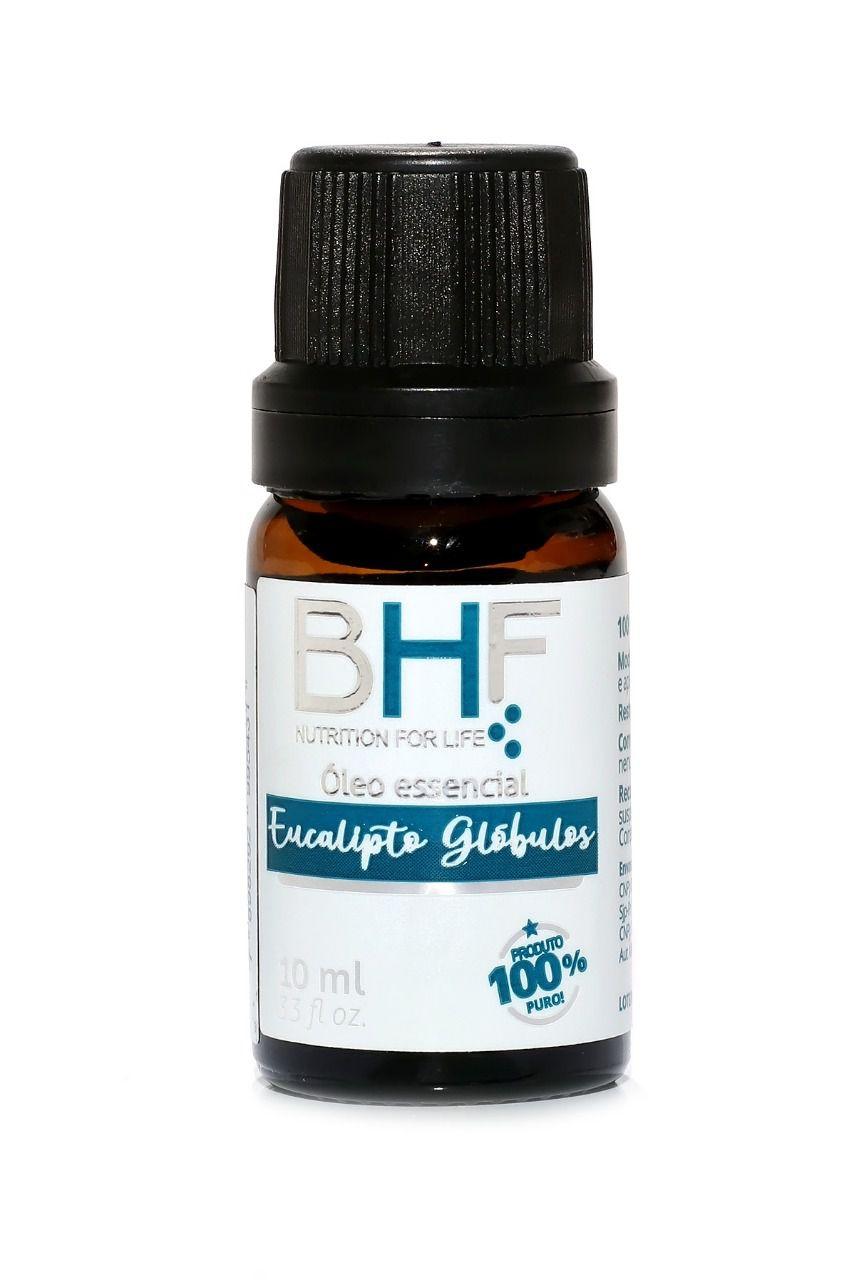 Óleo Essencial Eucalipto Globulos 10ml - BHF