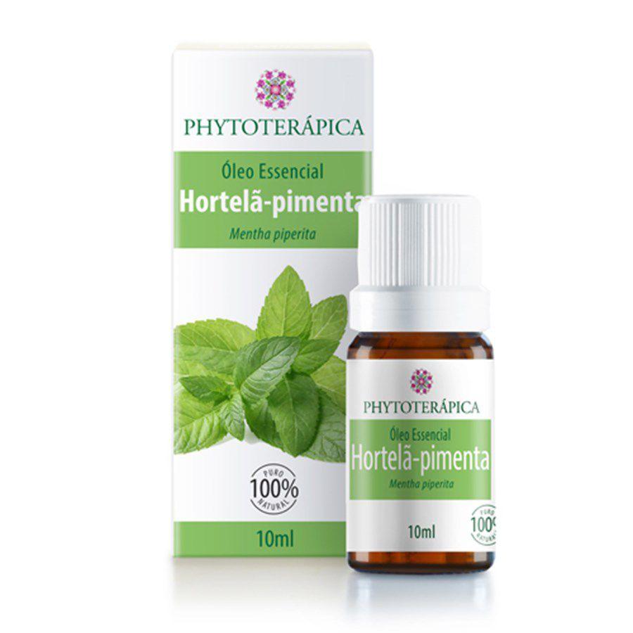 Óleo Essencial Hortelã-Pimenta 10ml Phytoterápica