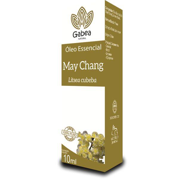 Óleo Essencial May Chang 10 ml Gabea