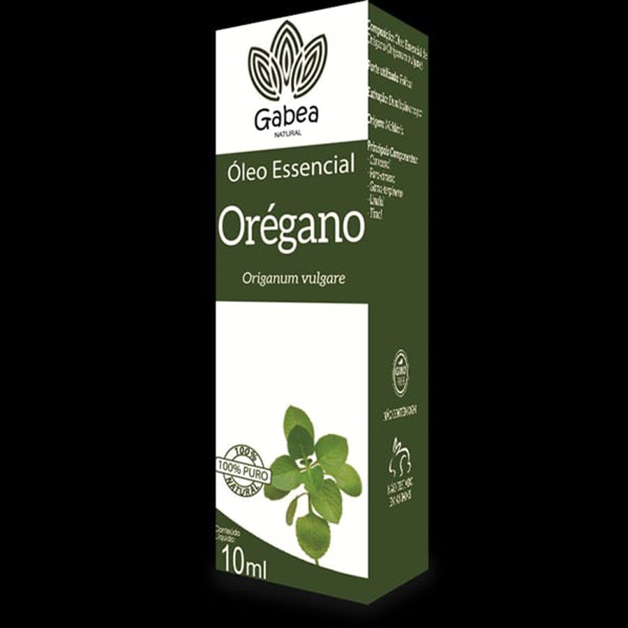 Óleo Essencial Orégano 10 ml Gabea