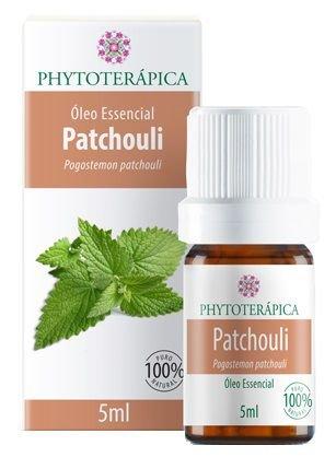 Óleo Essencial Patchouli 5ml Phytoterápica