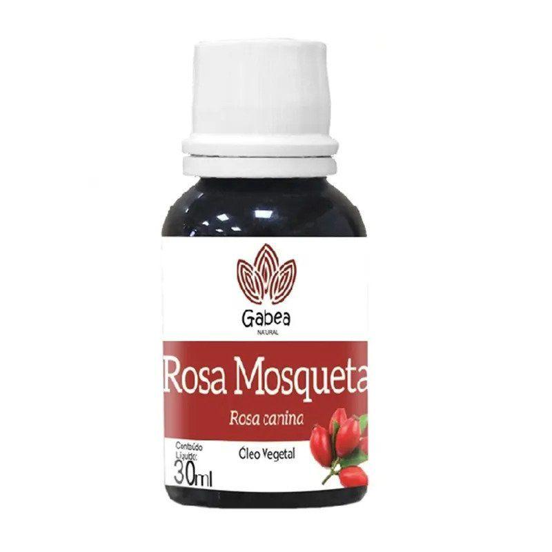 Óleo Rosa Mosqueta 30 ml Gabea