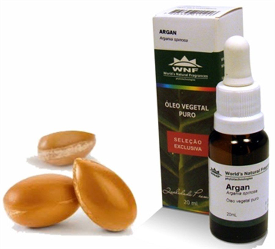 Óleo Vegetal de Argan c/20 ml