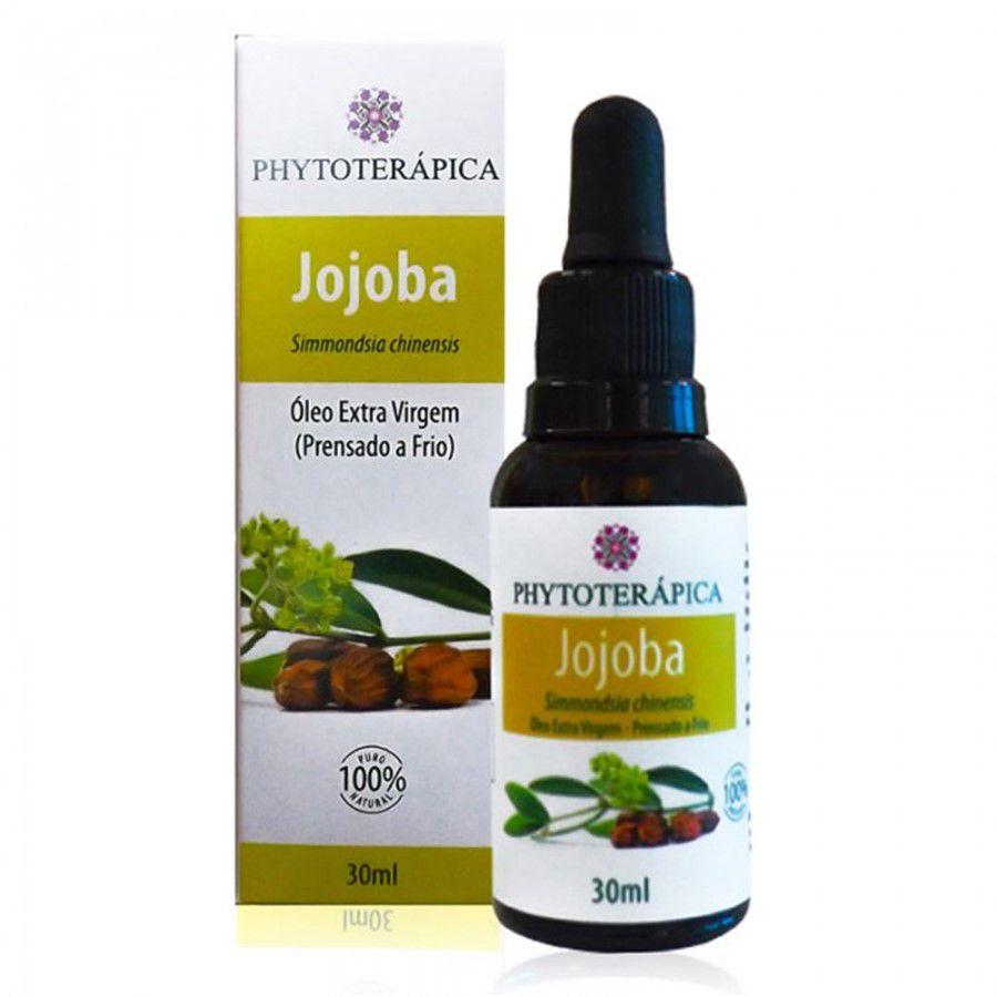 Óleo Vegetal de Jojoba 30 ml Phytoterápica