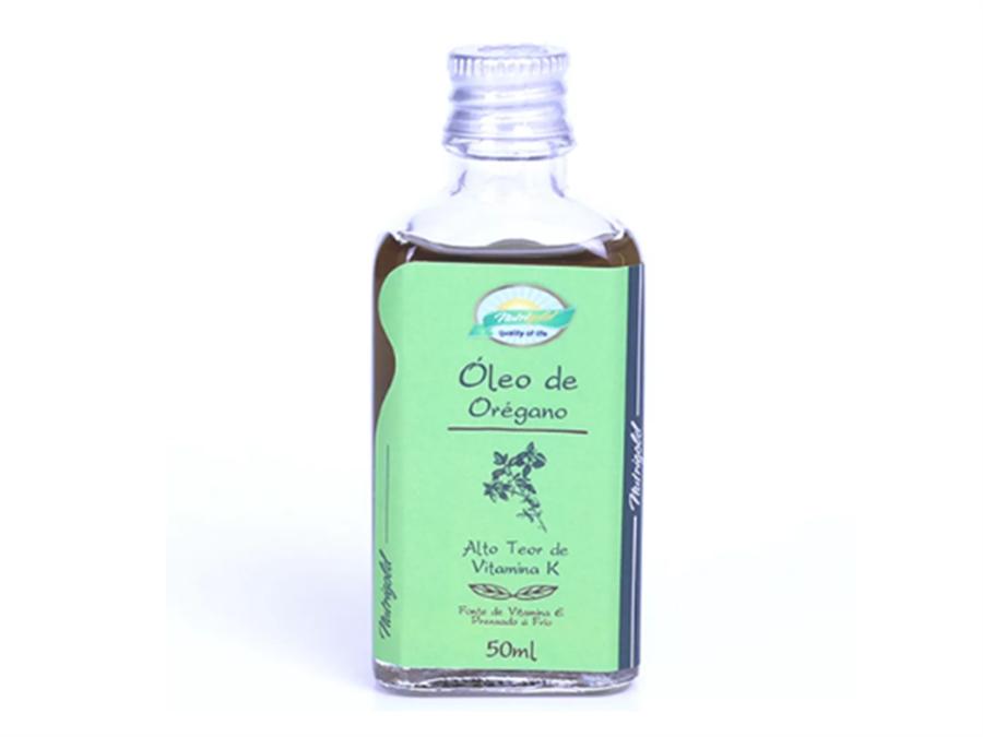 Óleo Vegetal de Orégano 50 ml Nutrigold