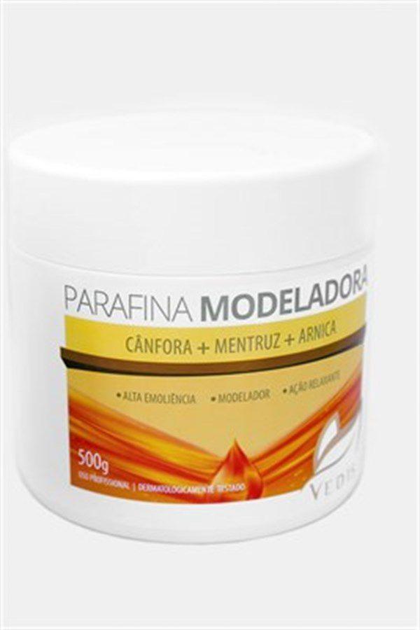 Parafina Modeladora c/500 g Vedis