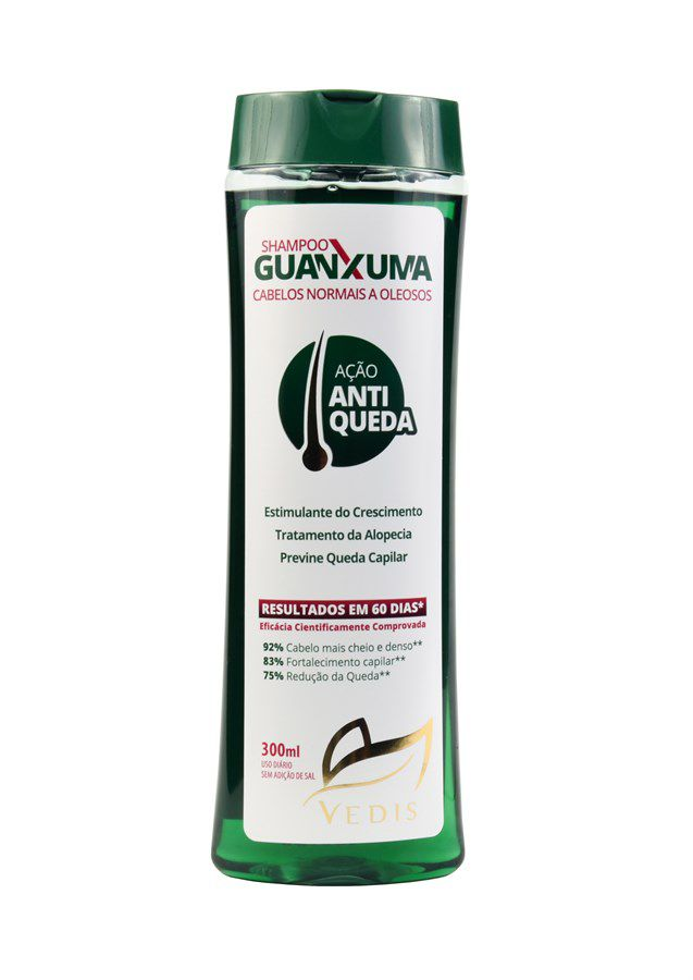 Shampoo de Guanxuma Antiqueda Secos - 300ml