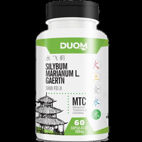 Silybum Marianum MTC 60 caps Duom