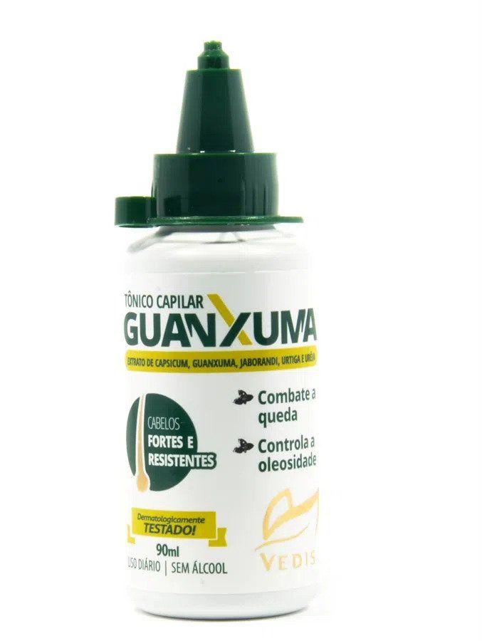 Tônico Capilar Guanxuma 90ml Vedis