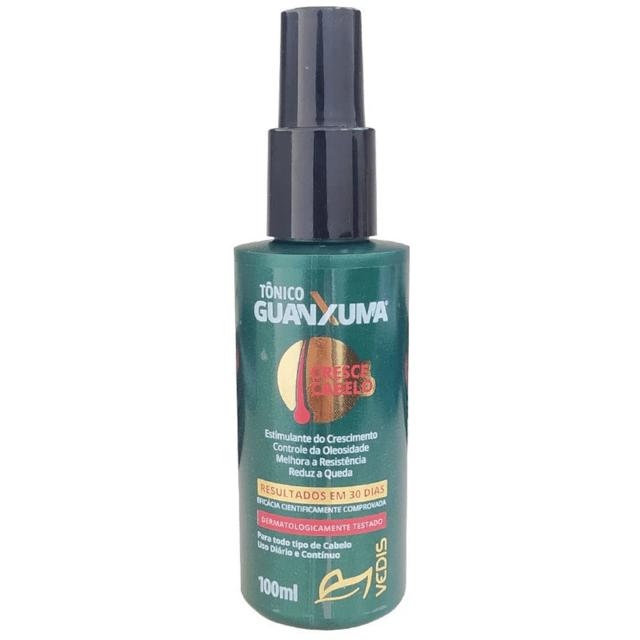 Tônico Guanxuma Cresce Cabelo 100 ml