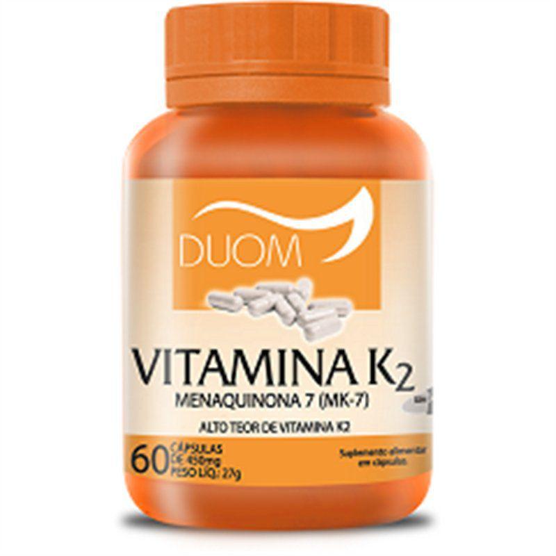 Vitamina k2 450 mg 60 caps Duom