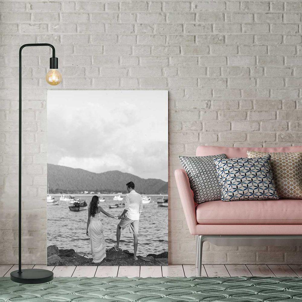 Luminária de piso Savi