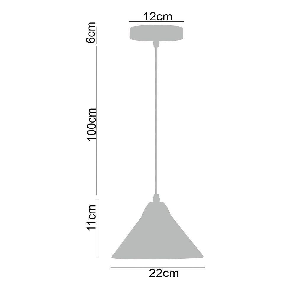 Pendente lustre 111x22X22 vidro leitoso e metal cromado