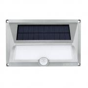 Arandela Solar ABS com Sensor de Movimento 17151 Ecoforce