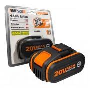 Bateria de Lítio 20V 4.0Ah Power Share WA3553 Worx